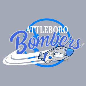 Attleboro Bombers Baseball Logo