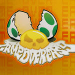 Game Over Easy Logo